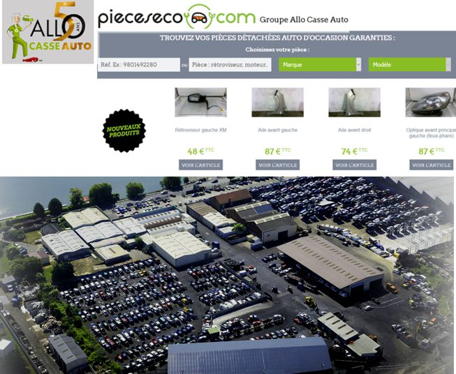 20 Pieces Eco  Allo Casse Auto