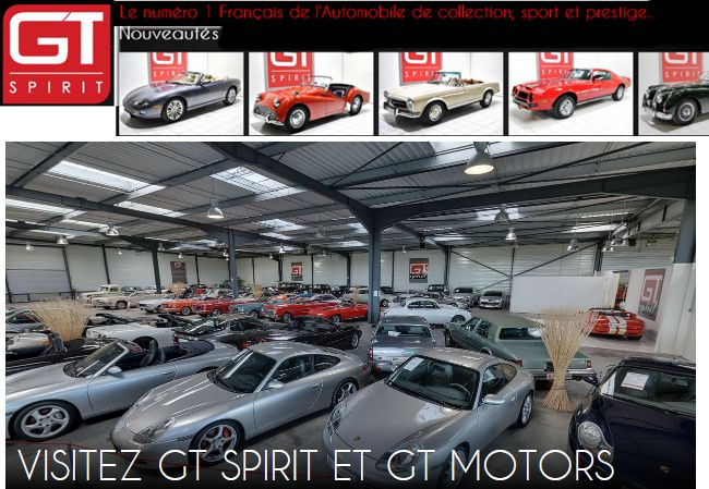 20 GT Spirit Vehicules Collection Lyon
