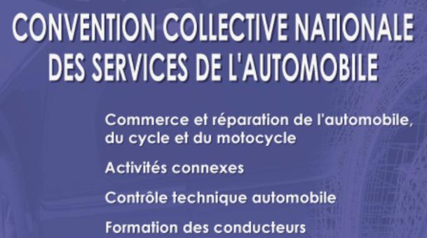 18 Convention Collective Services Auto
