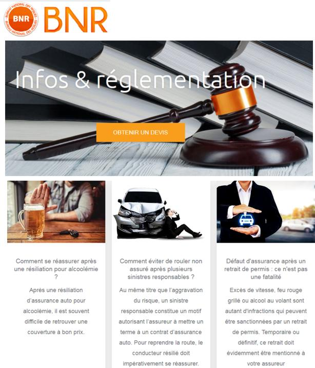 19 Assurance BNR