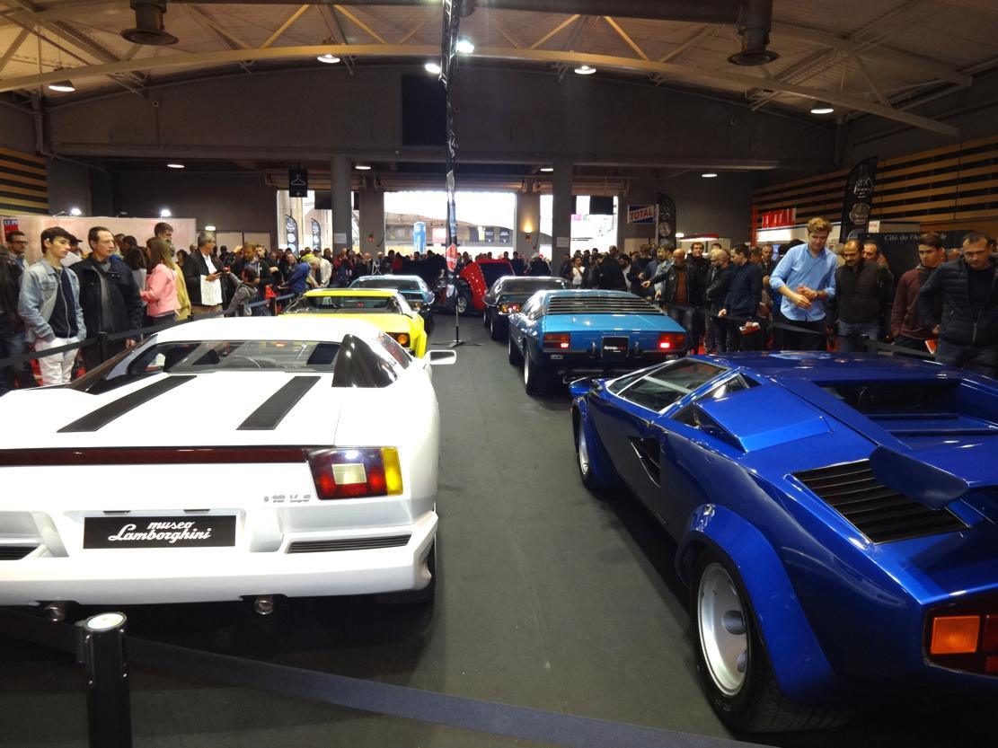 18 EpoquAuto Expo Lamborghini 1