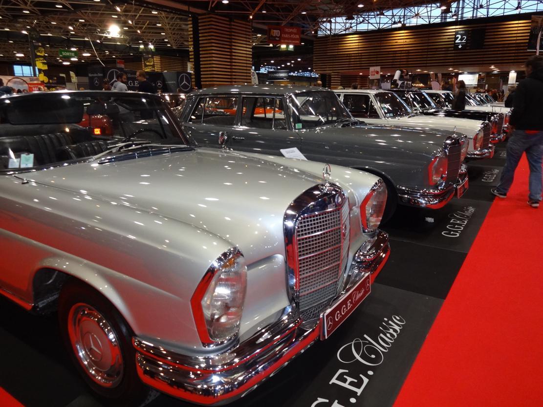 18 EpoquAuto Expo Mercedes