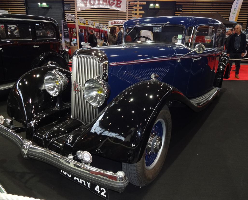 18 EpoquAuto Expo Panhard & Levassor 91