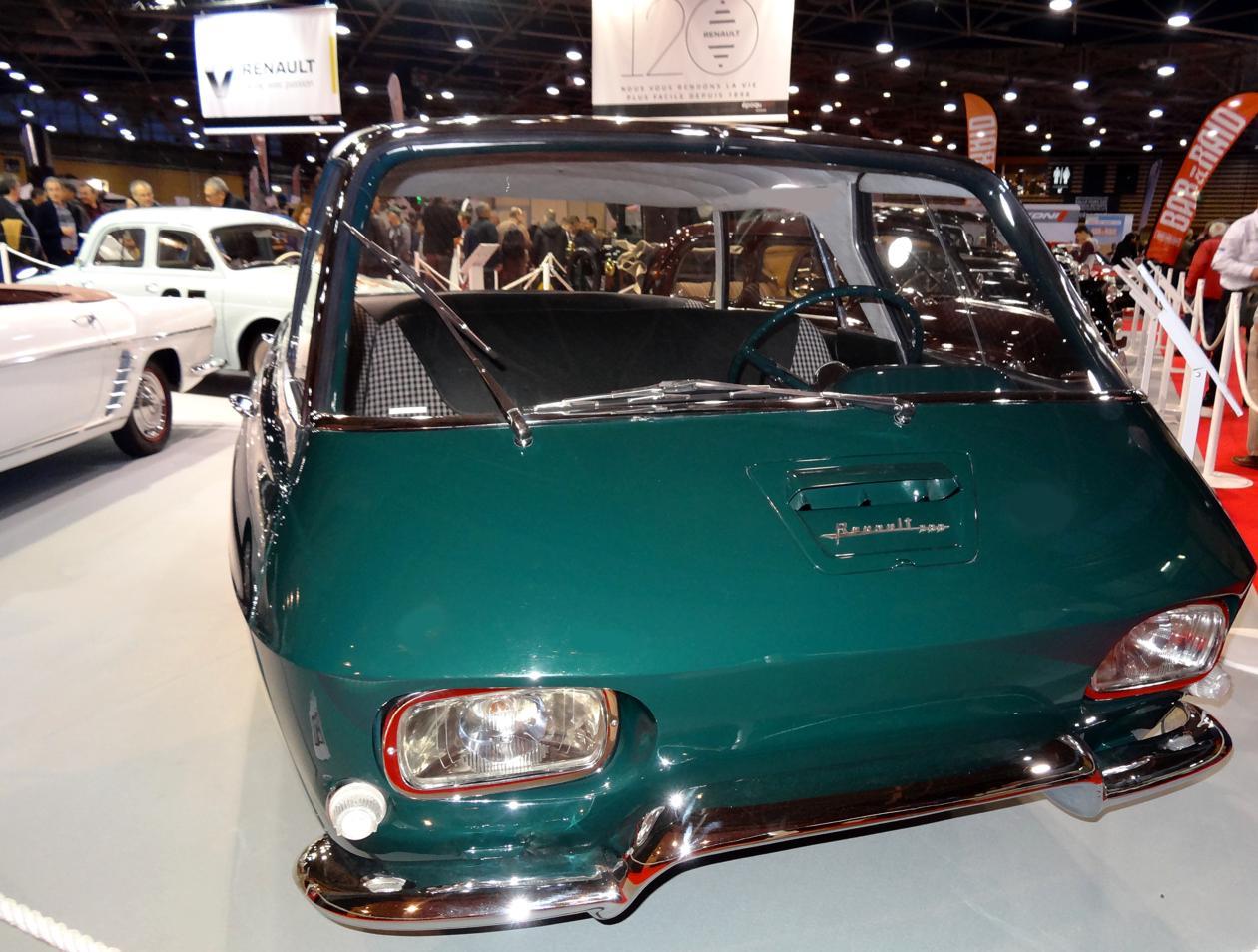 18 EpoquAuto Expo Renault 6