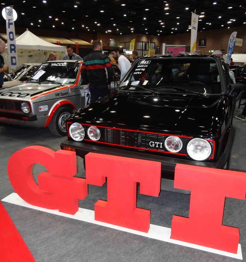 19 Salon EpoquAuto Halle GTI  VW