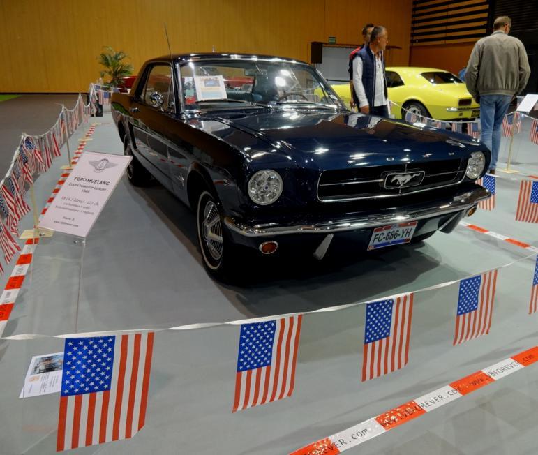 19 Salon Auto Lyon Americaine 1
