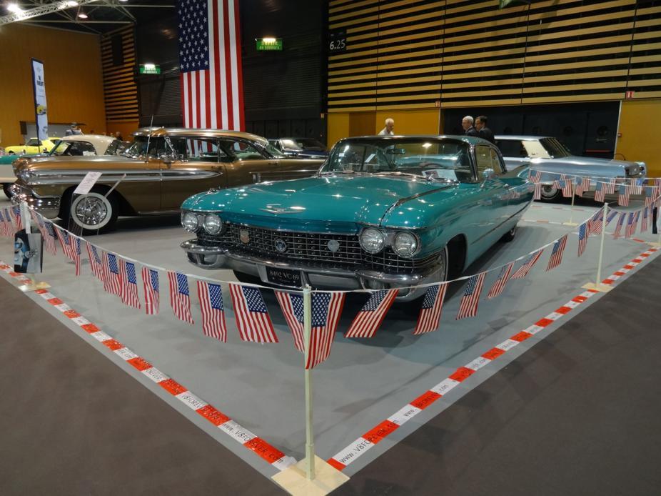 19 Salon Auto Lyon Americaine