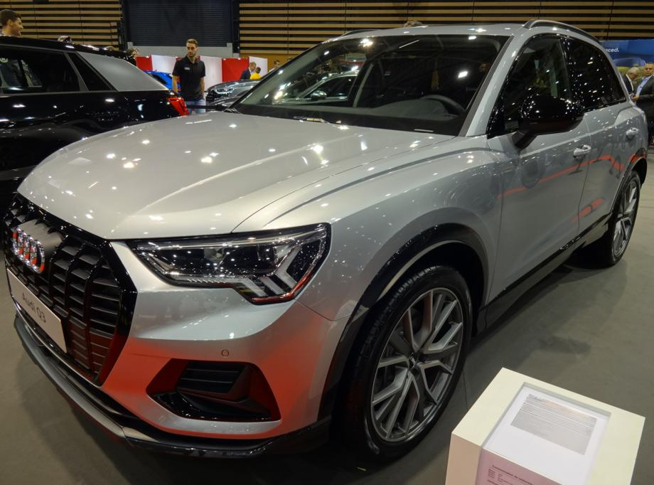 19 Salon Auto Lyon Audi Q3 AV
