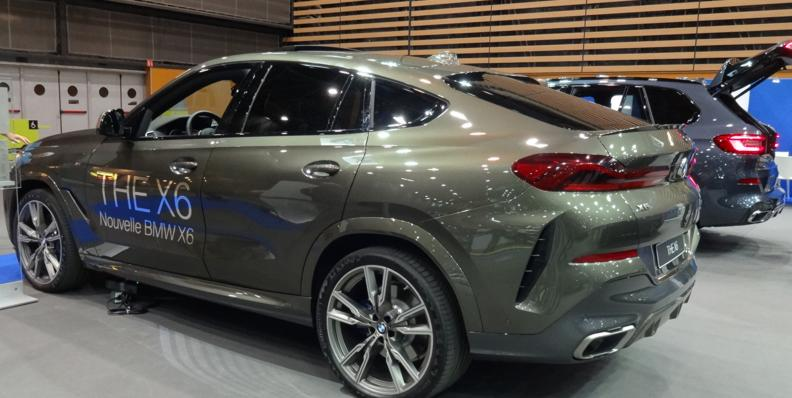 19 Salon Auto Lyon BMW X6 THE 2