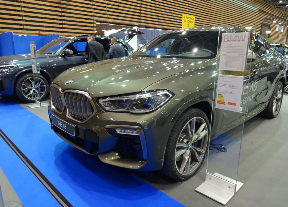 19 Salon Auto Lyon BMW X6 THE AV