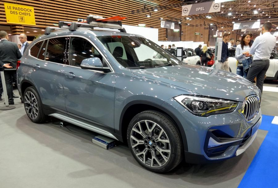 19 Salon Auto Lyon BMW X6 THE