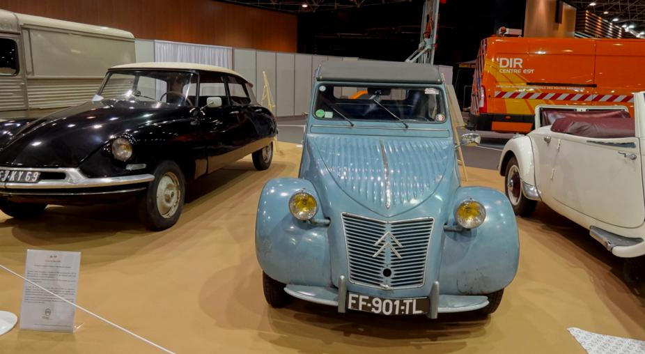 19 Salon Auto Lyon Citroen 100 ans 1