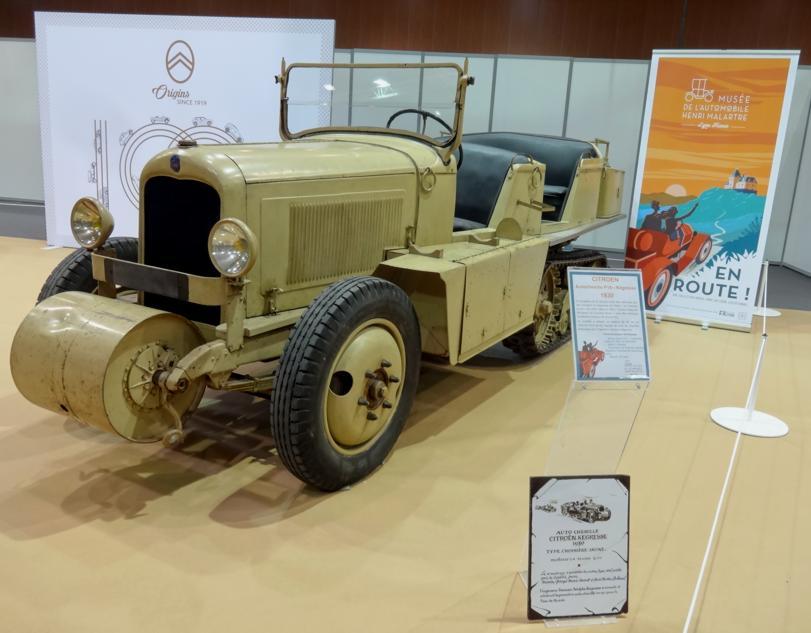 19 Salon Auto Lyon Citroen 100 ans 2