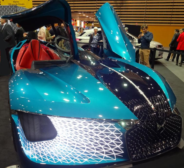 19 Salon Auto Lyon DS Concept car 2