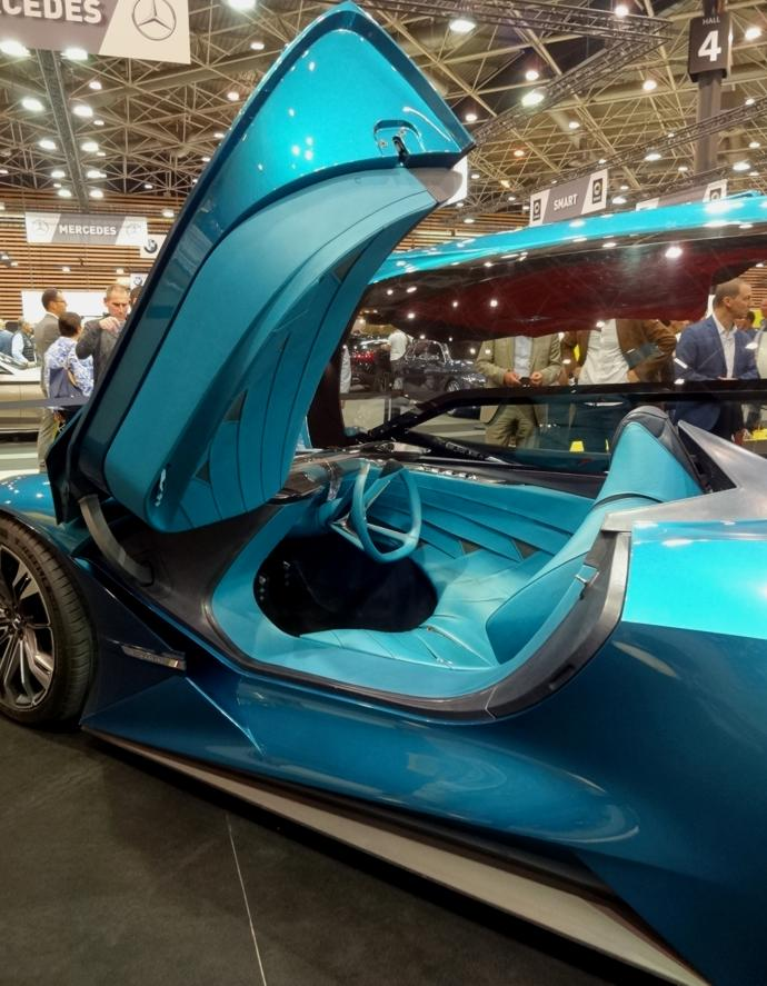 19 Salon Auto Lyon DS Concept car 5