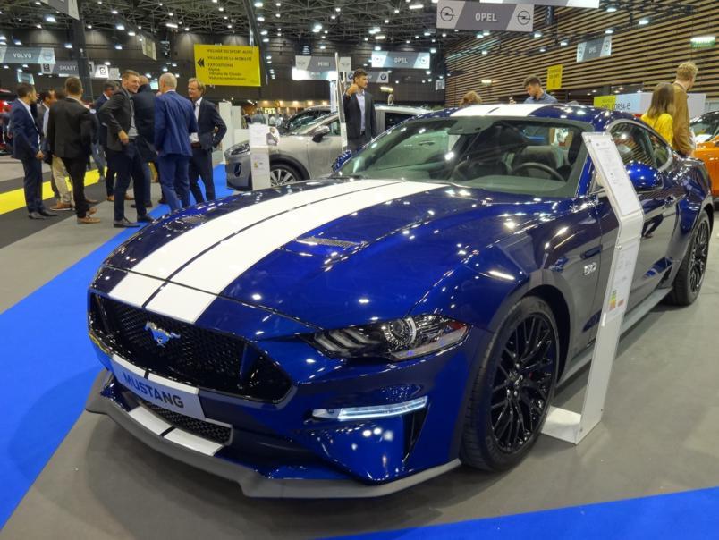 19 Salon Auto Lyon Ford Mustang AV