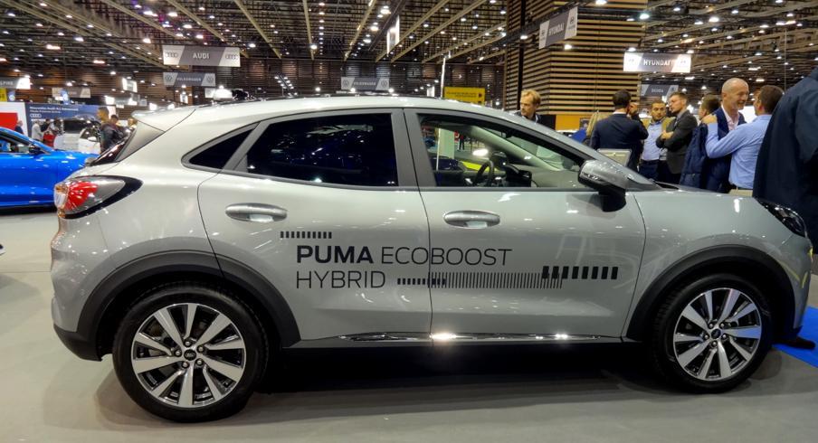 19 Salon Auto Lyon Ford Puma Hybrid 1