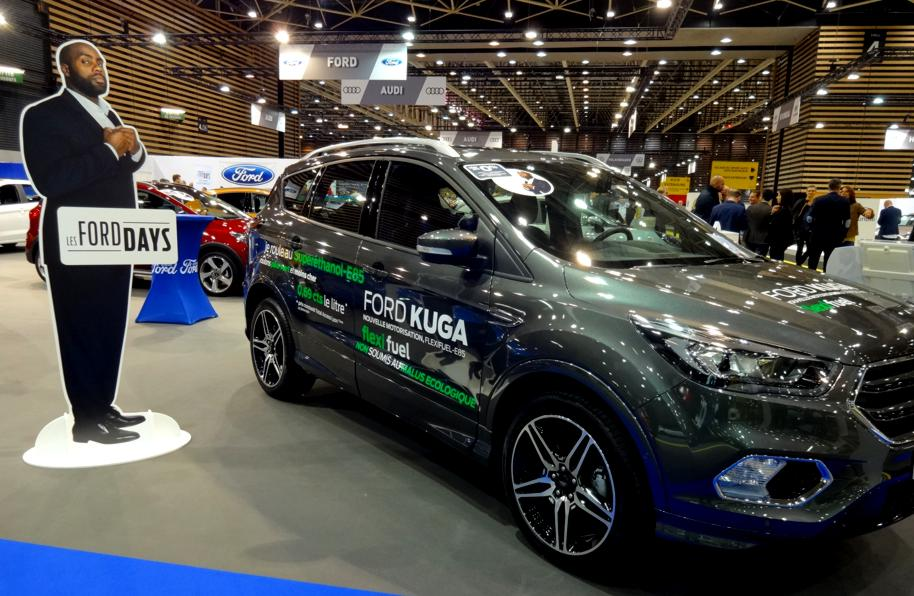 19 Salon Auto Lyon Ford Teddy Kuga