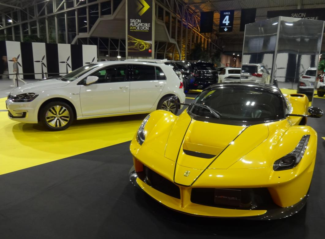 19 Salon Auto Lyon Hall Entree 11