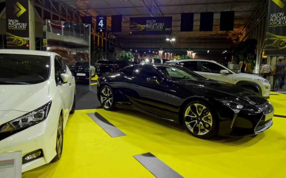 19 Salon Auto Lyon Hall Entree