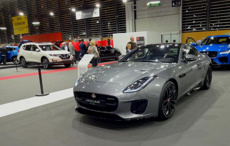 19 Salon Auto Lyon Jaguar