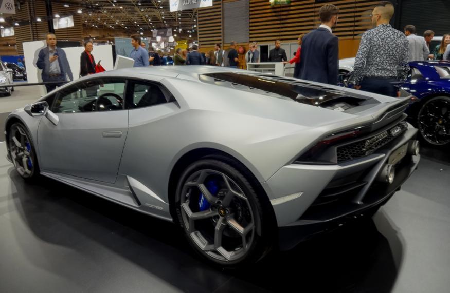 19 Salon Auto Lyon Lamborghini