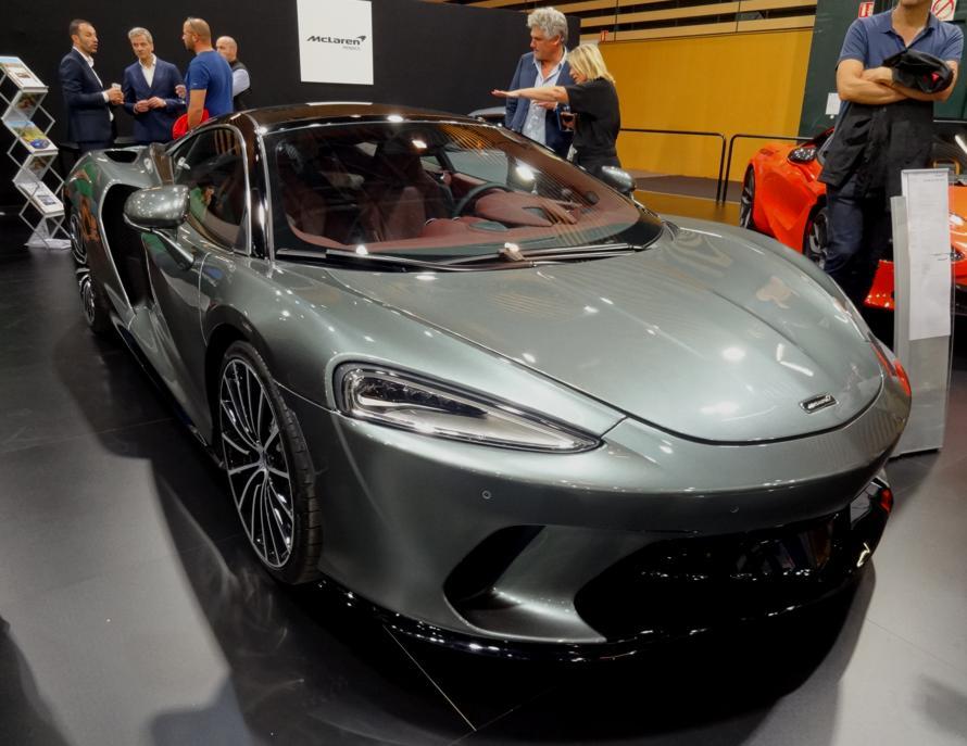 19 Salon Auto Lyon MCLaren