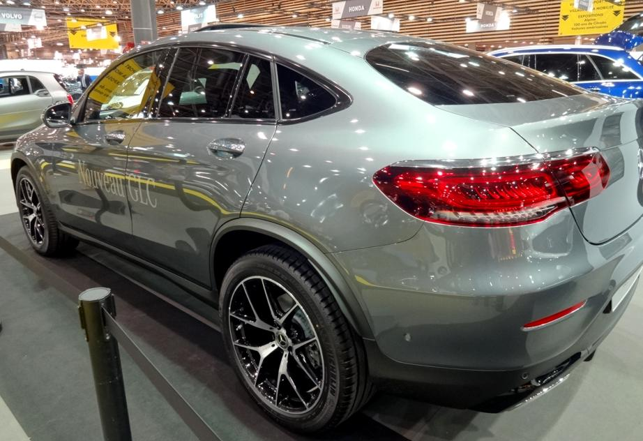 19 Salon Auto Lyon Mercedes GLC