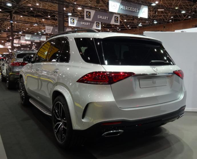 19 Salon Auto Lyon Mercedes GLE