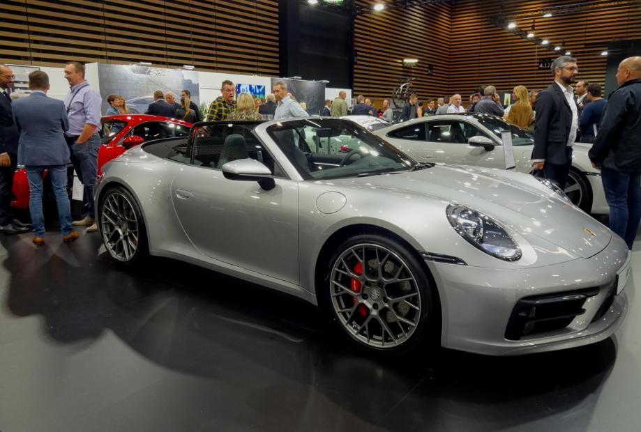 19 Salon Auto Lyon Porsche 911 1