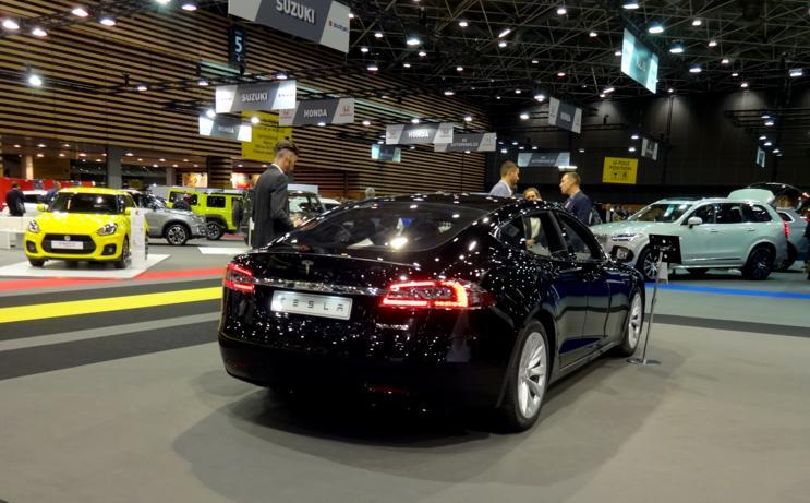 19 Salon Auto Lyon Tesla 1