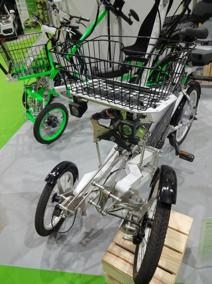 19 Salon Auto Lyon Tricycle