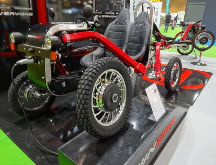 19 Salon Auto Lyon Vehicule loisir Elec