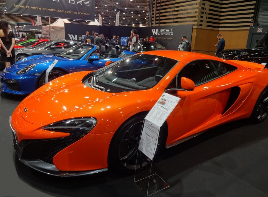 19 Salon Auto Lyon Vente Prestige