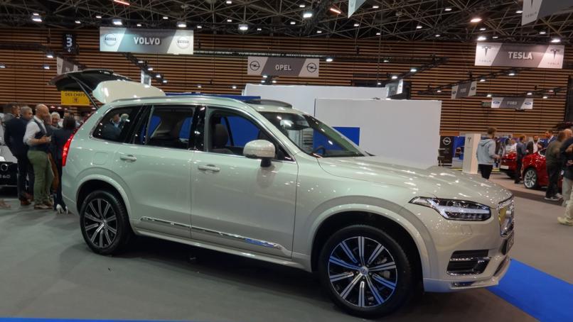 19 Salon Auto Lyon Volvo