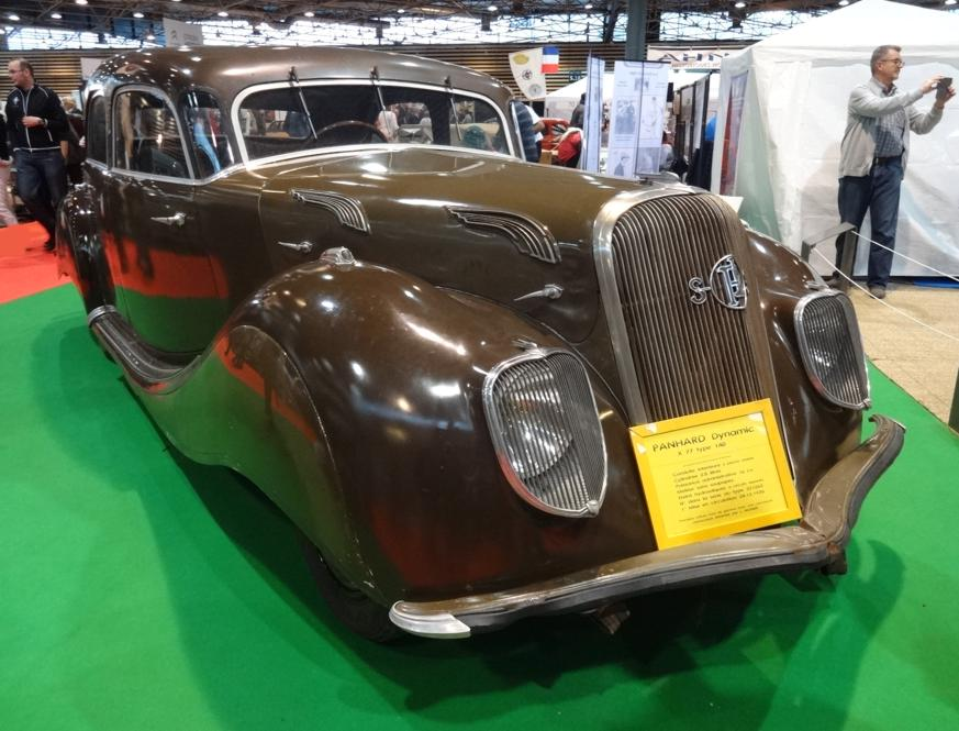16 Salon EpoqAuto Panhard Dynamic 1936