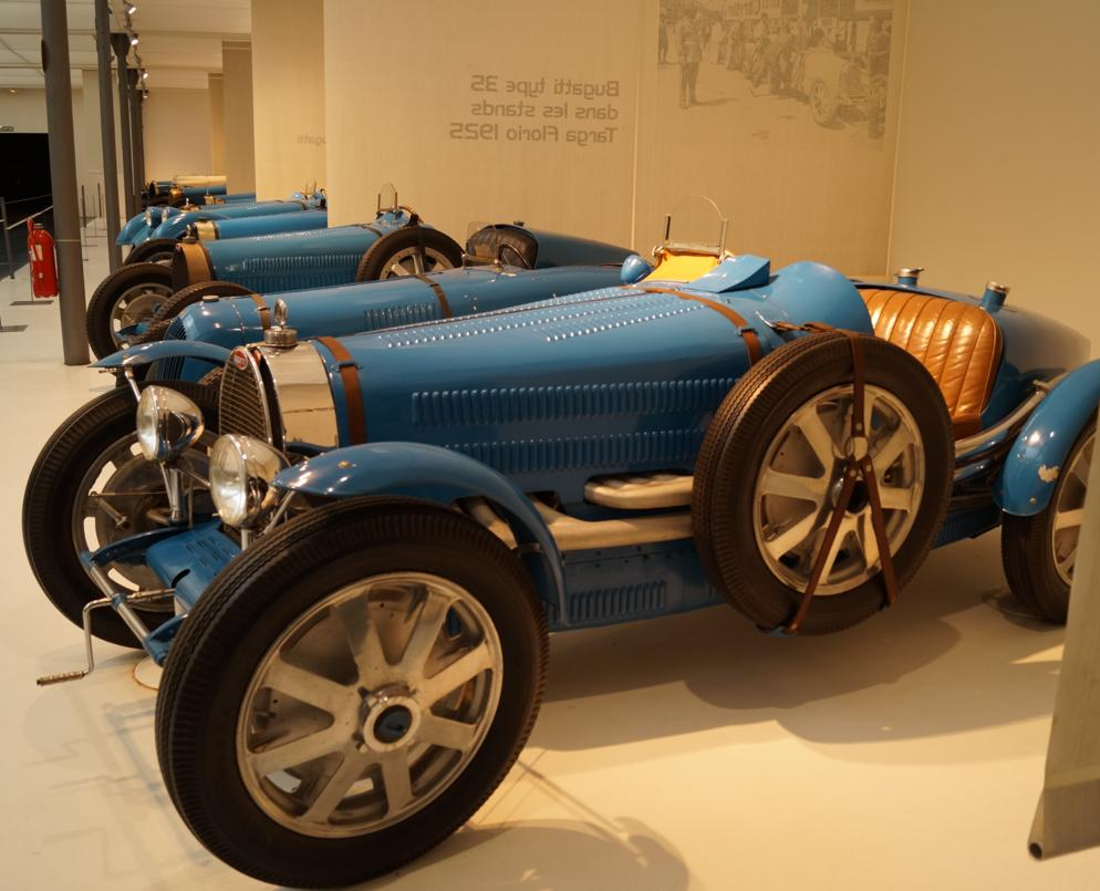 15 Cite Automobile Sport Bugatti 1